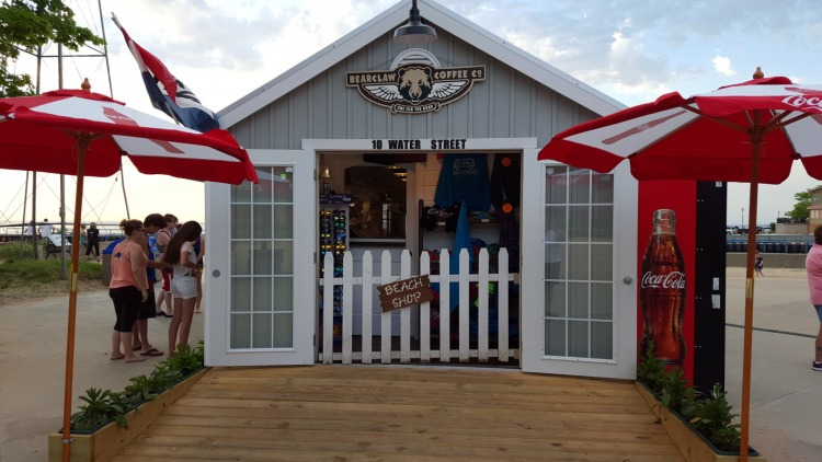 beach shack snacks. From Here's How To Do South Haven Along Michigan's Sunset Coast