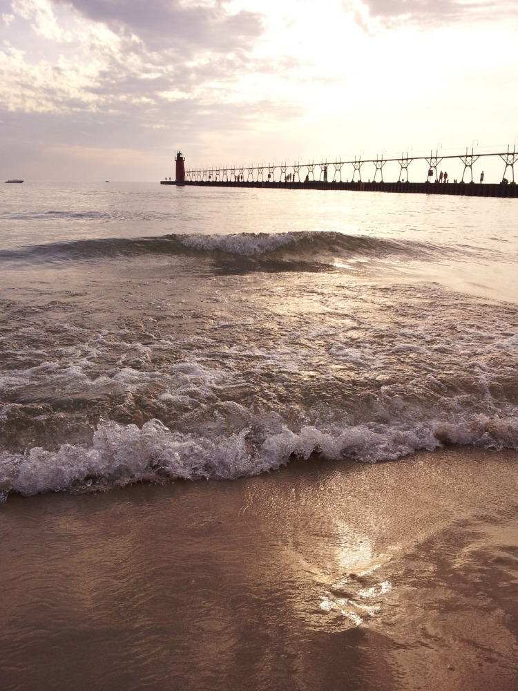 south beach. From Here's How To Do South Haven Along Michigan's Sunset Coast
