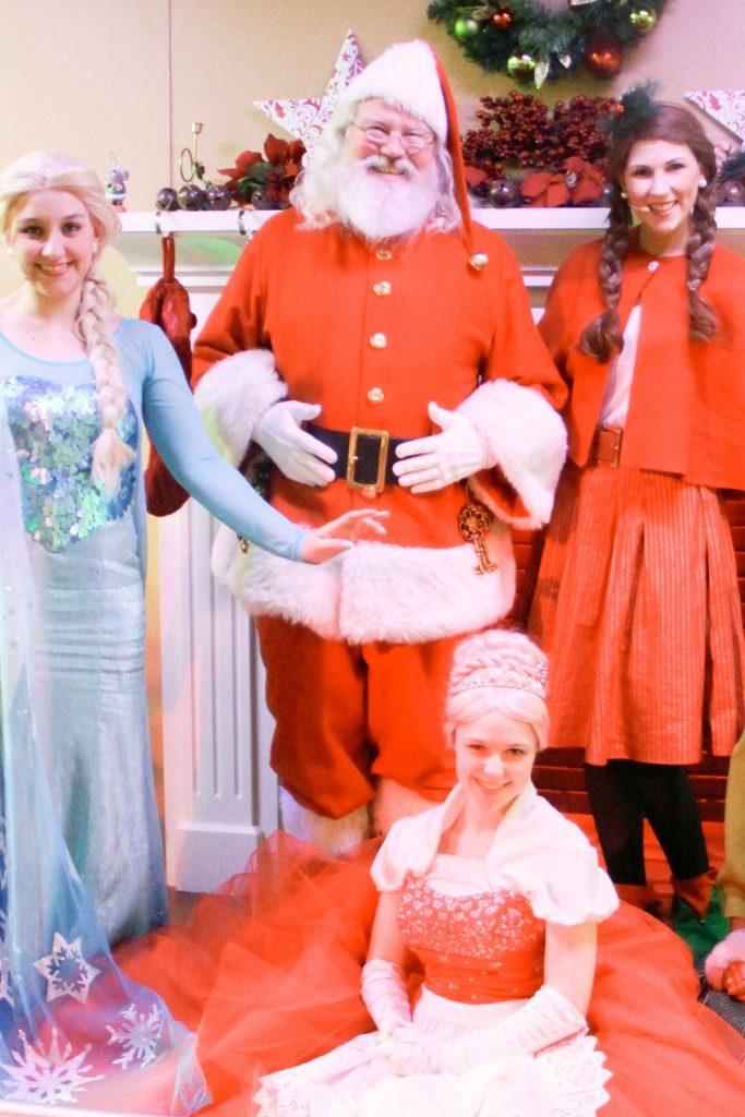 Santas Magic Crew