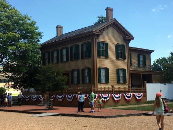 Visit Lincoln's Home