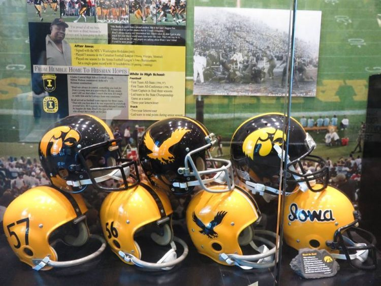 Iowa Athletic Museum